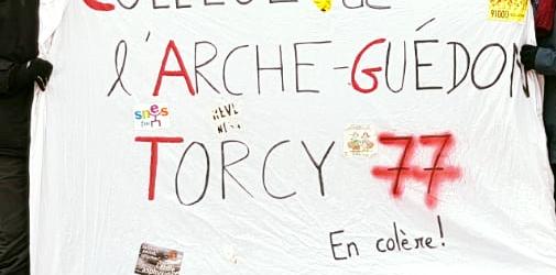 L'OMAC partenaire du Collège de l'Arche Guédon soutient l'action des parents d'élèves et enseignants. Aujourd'hui le collège de l'Arche Guédon, […]