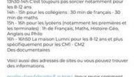 Emissions sur France 4 France 4 modifie toute sa programmation […]